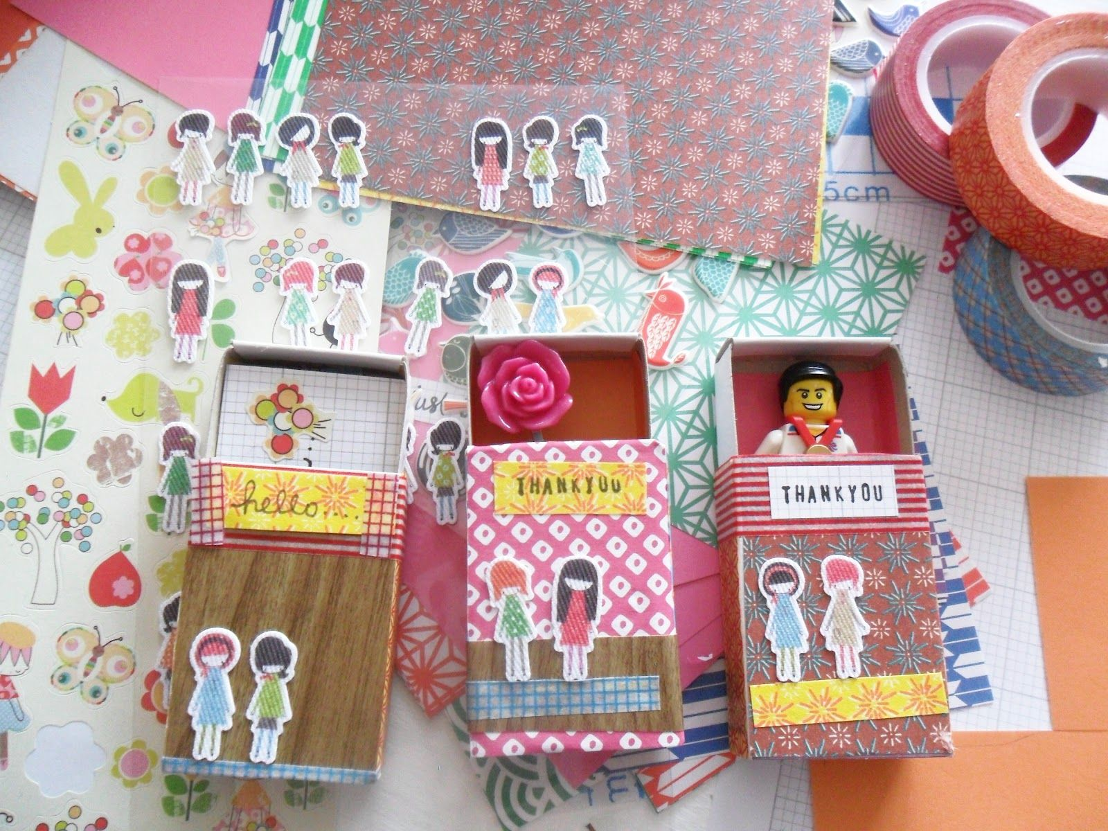 Bunnings Packing Boxes Matchbox Crafts Teawagontales Blogspot Packaging