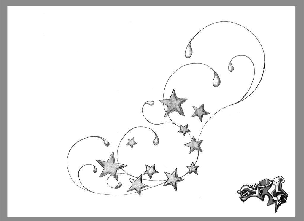 40 Coole Fuß Tattoo Vorlagen | Star foot tattoos, Tattoo and Tattoo ...
