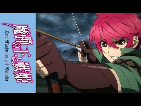 Lord Marksman And Vanadis 01 Anime Full Episodes Youtube