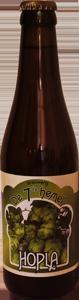 Cerveja De 7de Hemel Hopla, estilo India Pale Ale (IPA), produzida por Brouwerij de 7de Hemel, Holanda. 7.5% ABV de álcool.