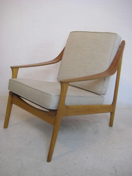 Pair Of British 1950s Armchairs Furniture Armchair Furniture