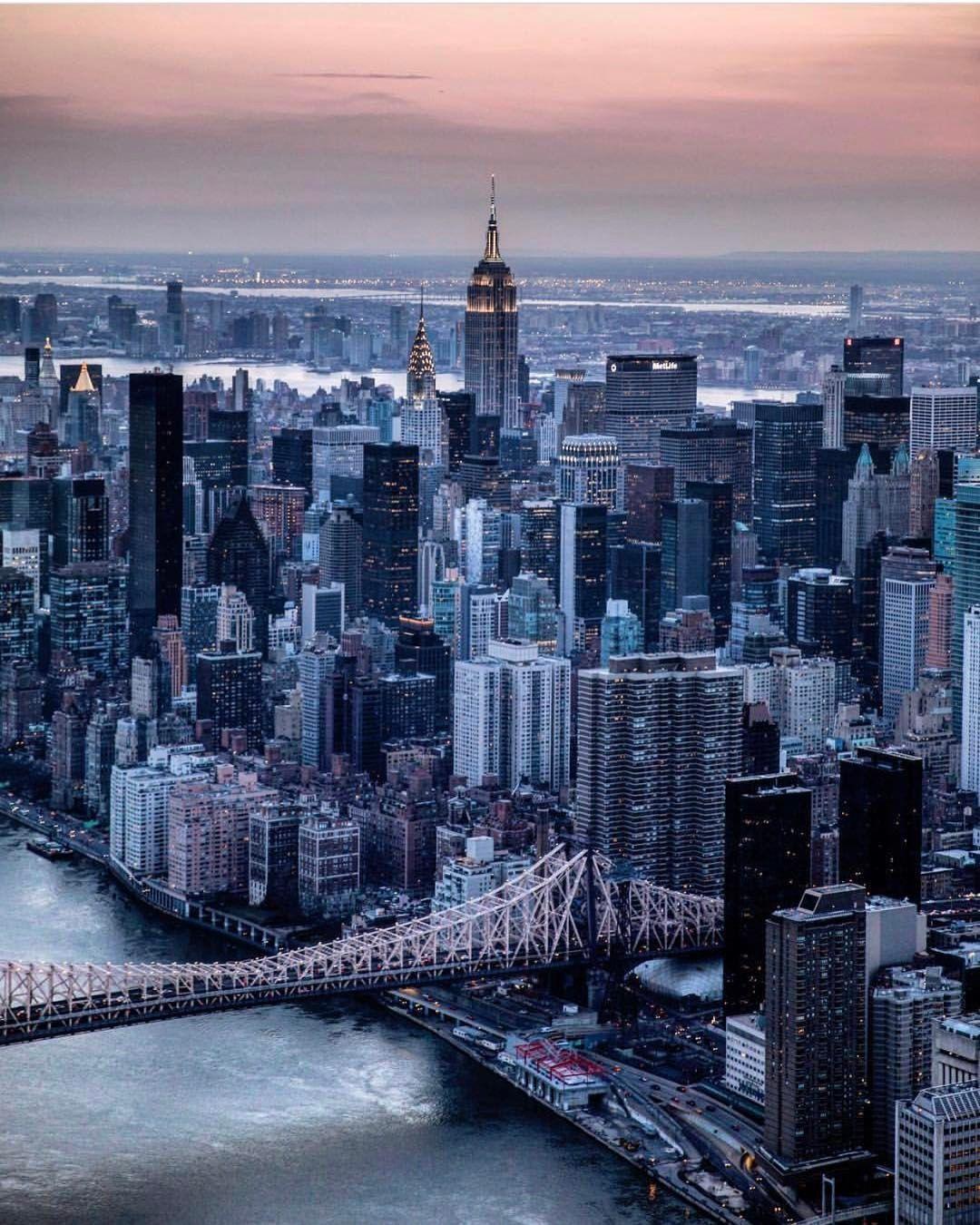 New York New York City Travel New York City City Skyline