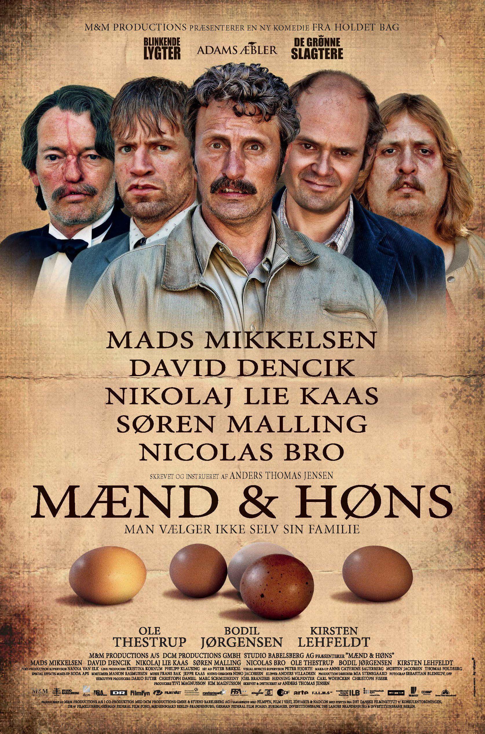 Men & Chicken Stream