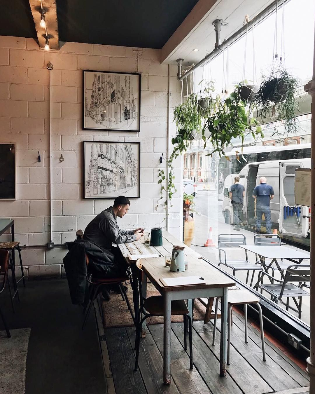 25 Of London S Most Buzz Worthy Coffee Shops Cozy Coffee Shop Coffee Shop London Coffee Shop