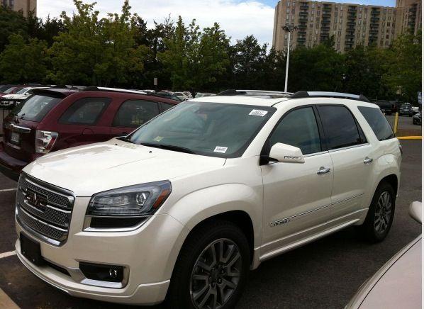 My New Baby 2014 Gmc Acadia Denali Full Loaded Great Family Car