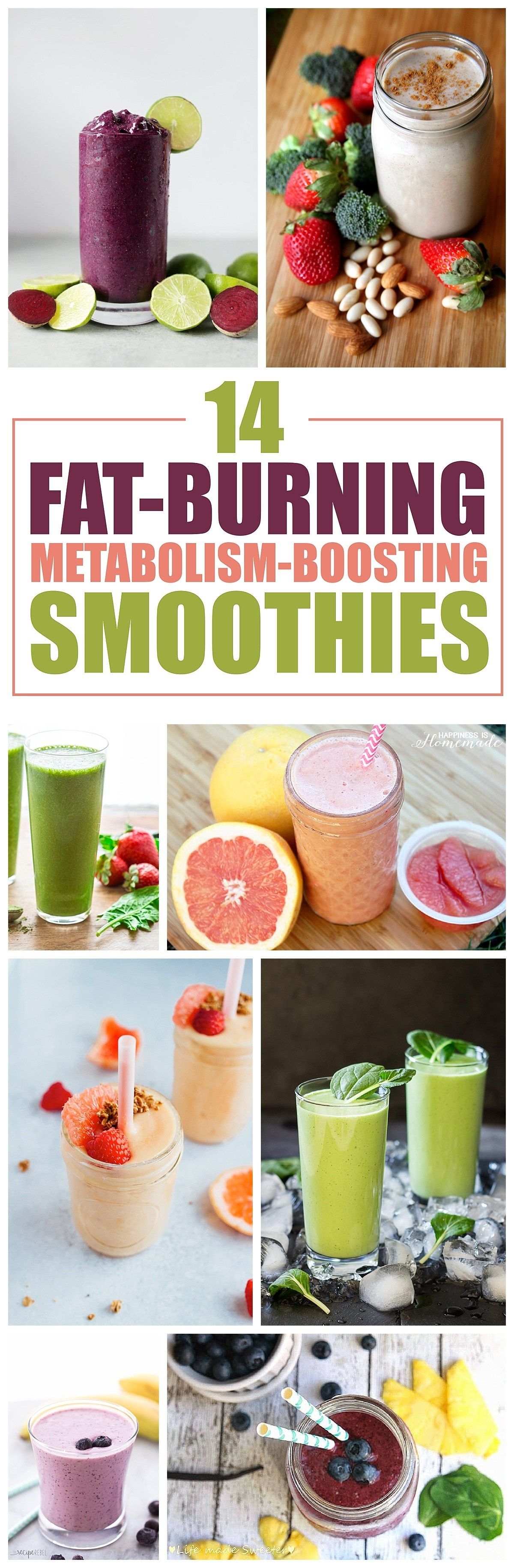 Metabolism Smoothie Fat Burning Smoothie