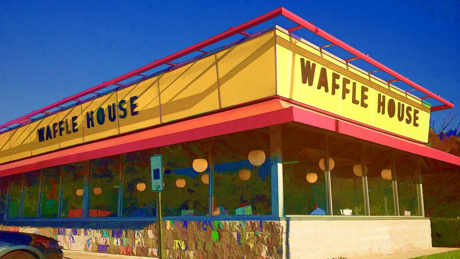 Waffle House an unlikely competitor to FedEx and