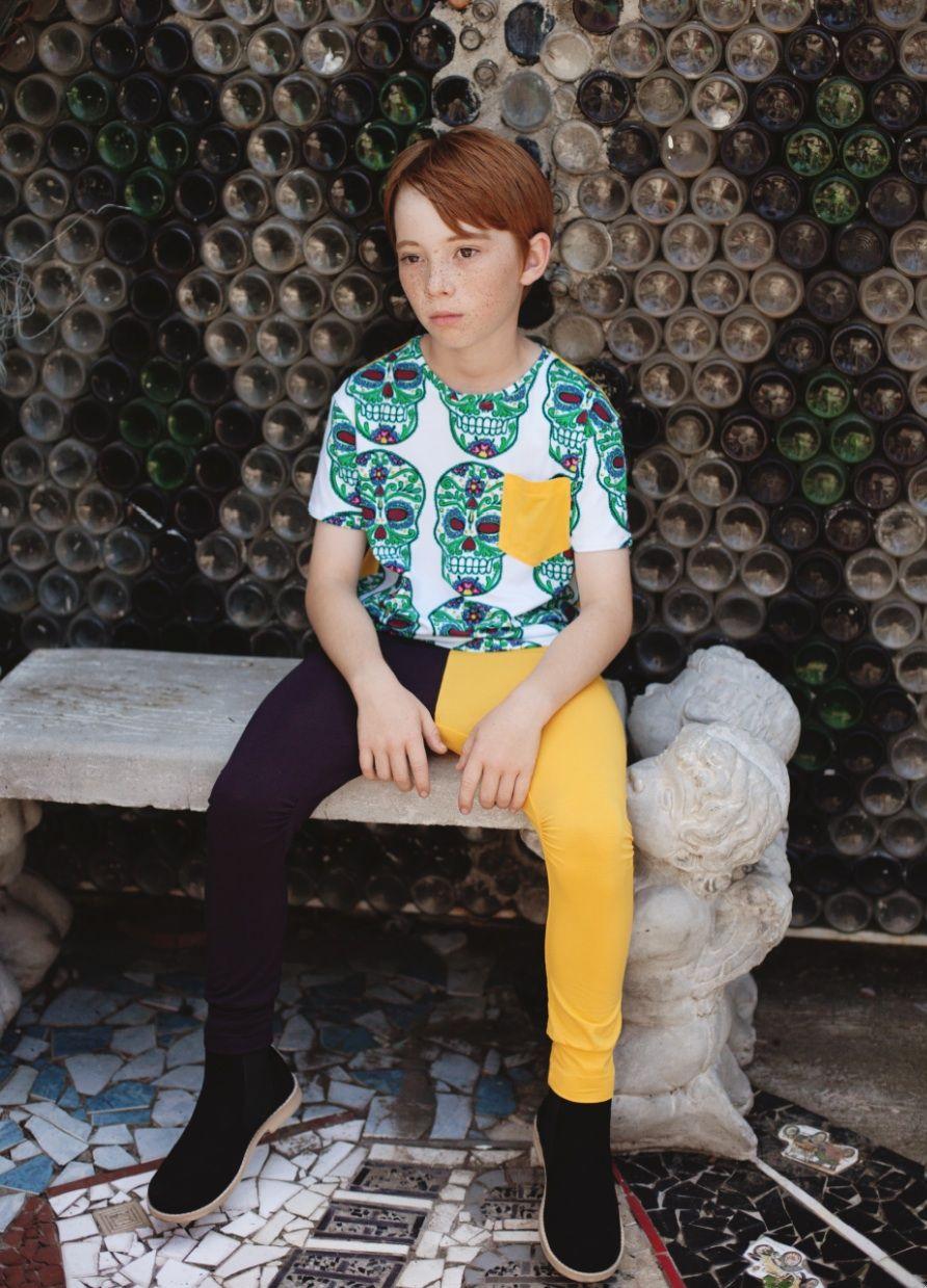 Efvva Mexican Summer Kids Fashion Style