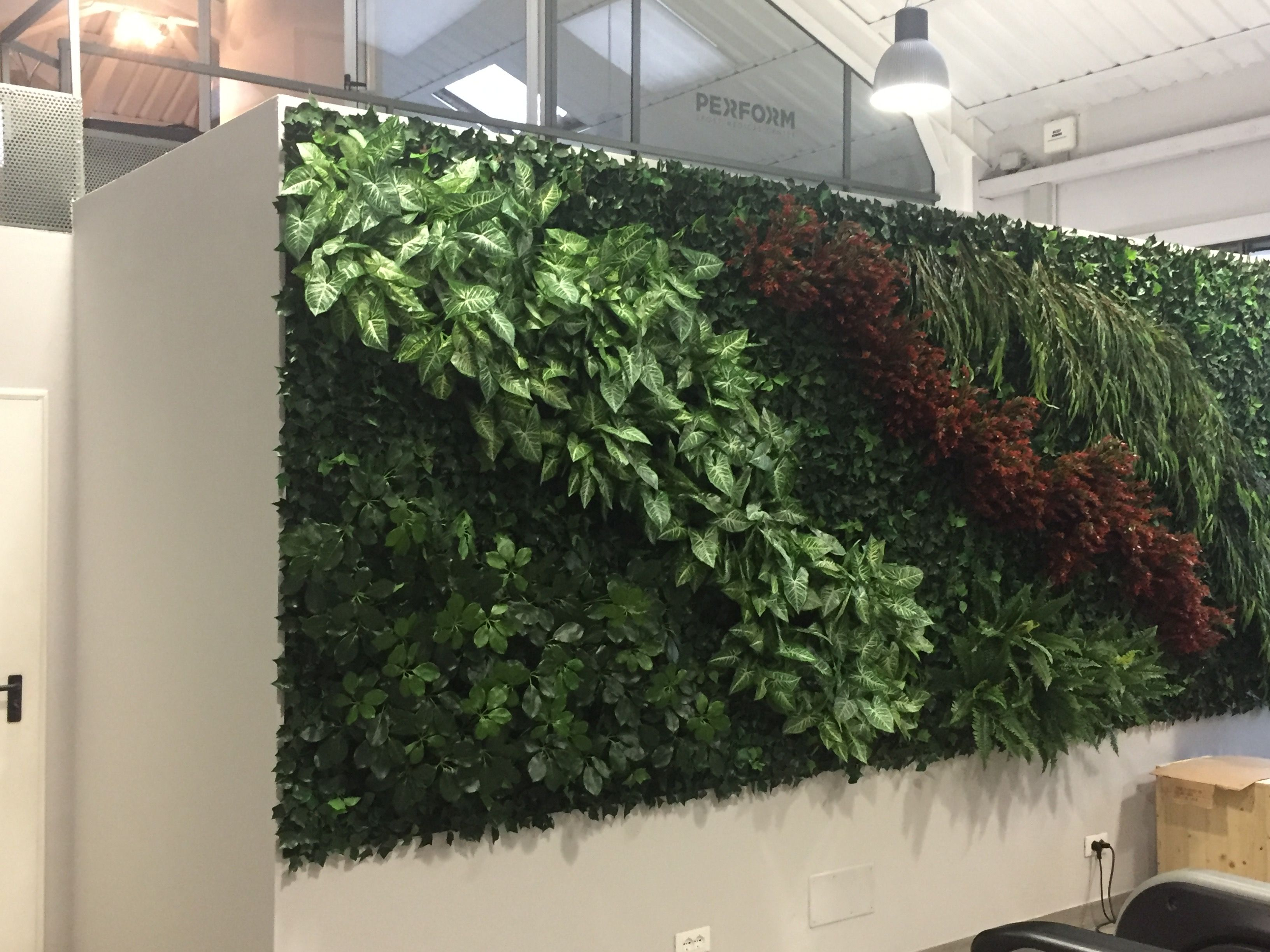 Vertical Gardens, Office Walls