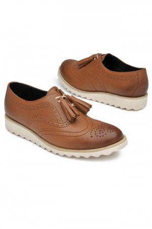 Zapatos de Mujer Coffee Vintage Stuka. Si quieres ver mas  zapatos de   mujer  94a72a82051b