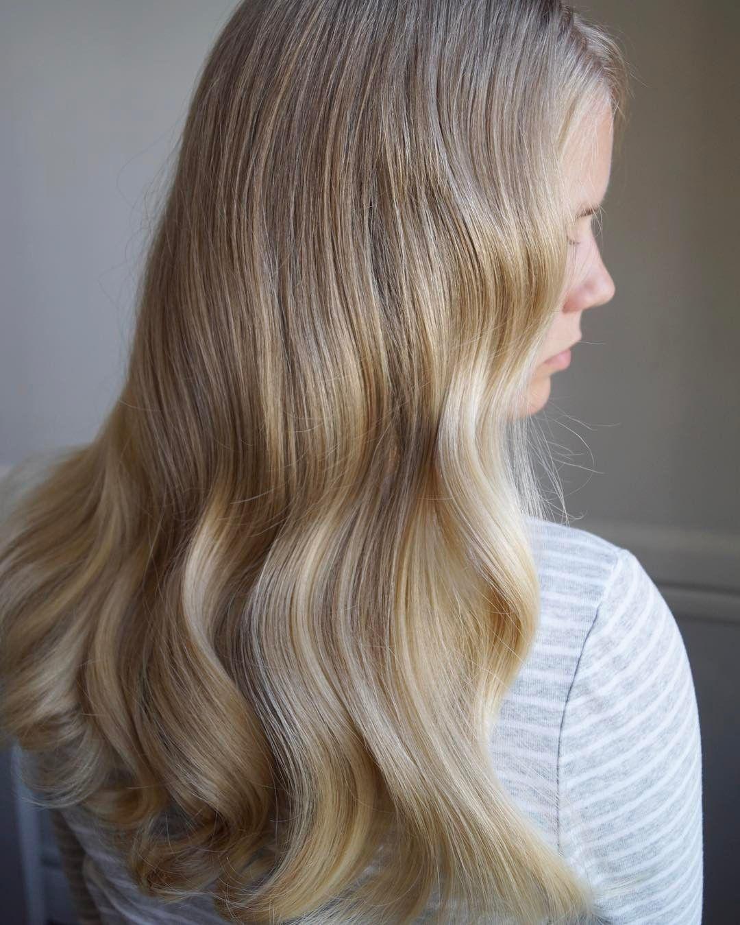 Honey Blonde And Platinum White Blonde Healthy Shiny Hair Platinum
