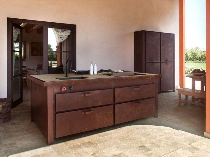 Kitchen design trends 2018 2019 colors materials ideas interiorzine
