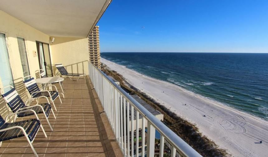 Amazing View From The Summit Condos Pcb Springbreak Panama City Beach
