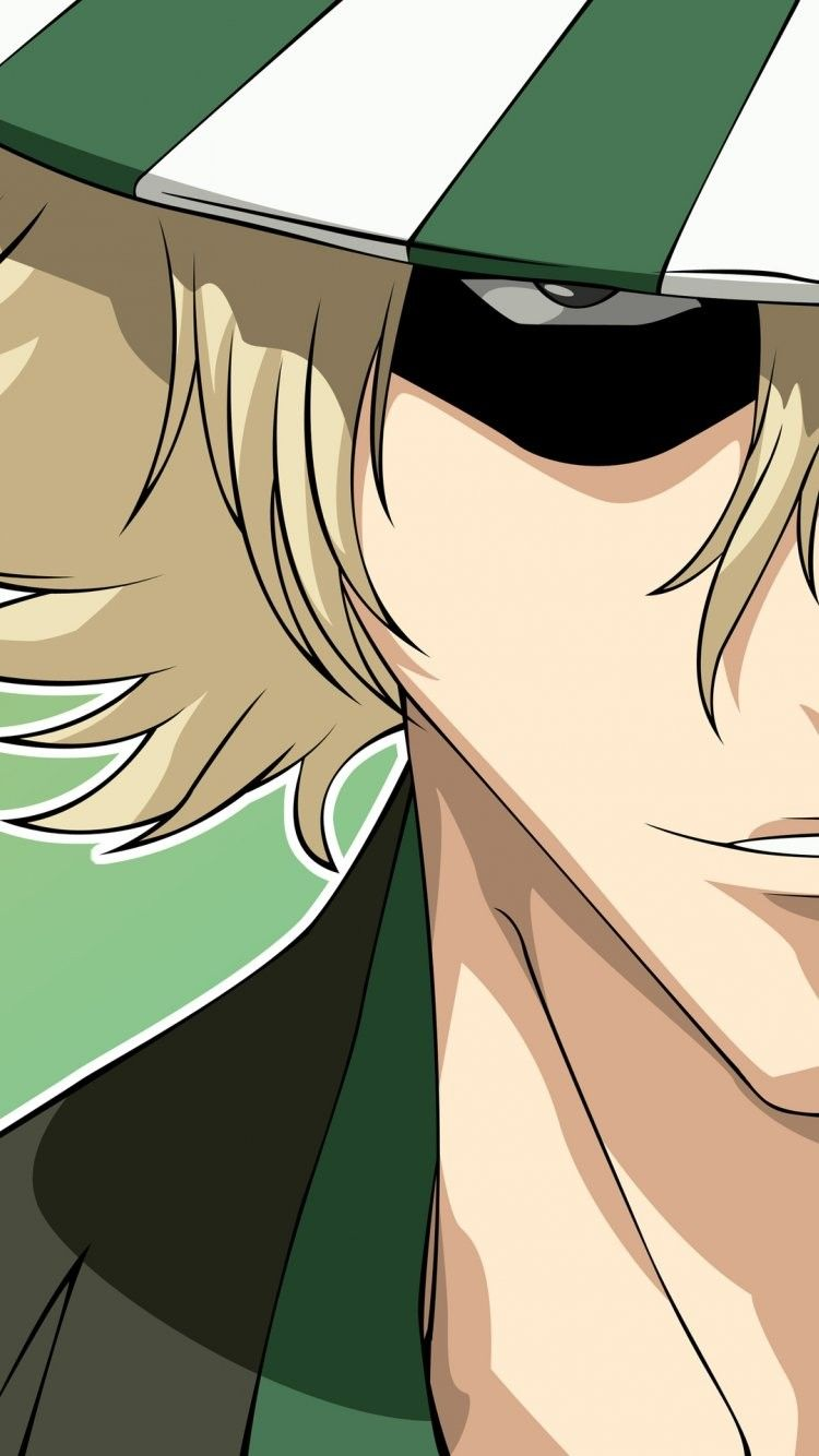 ... Preview wallpaper bleach, mask, swords