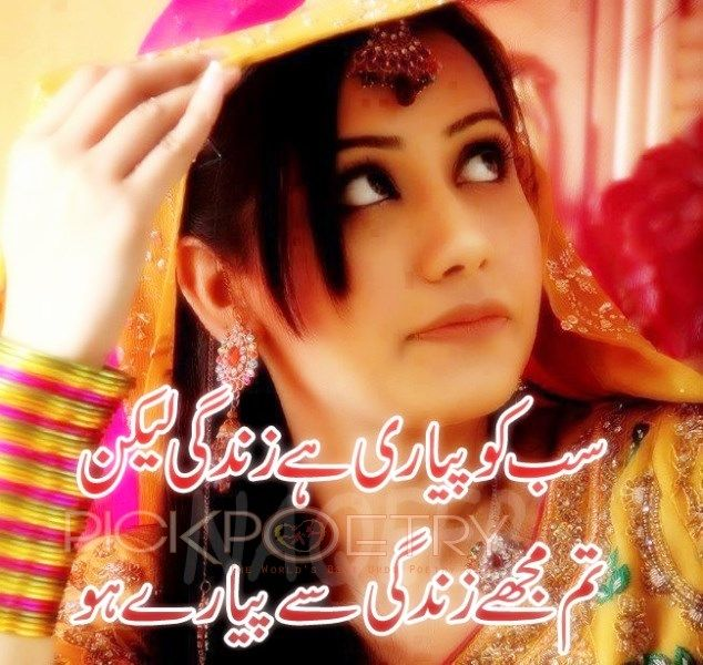 Zindagi Poetry About Life In Urdu