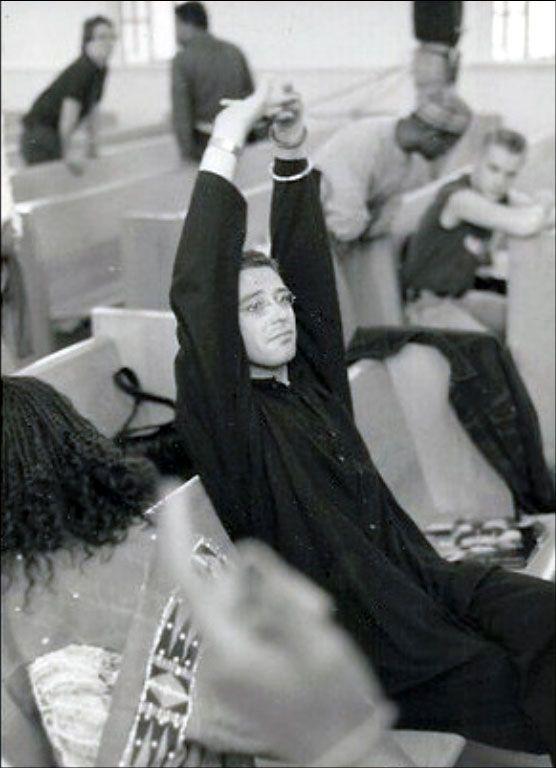 Las canciones de U2 se cantaban incluso en las iglesias y el efecto podía ser sin lugar a dudas sobrecogedor