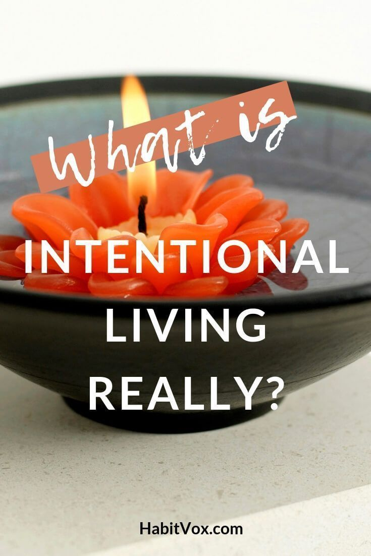 is much hype around intentional living but can it really help with goal setting and improving your life? Read on to discover how mindfulness helps your live your purpose.