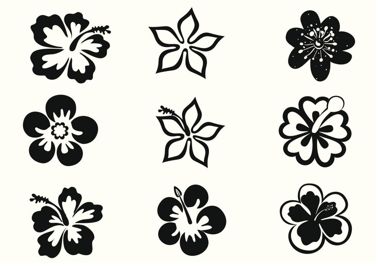 Hibiscus flower tattoos tattoos pinterest hibiscus flower hibiscus flower tattoos izmirmasajfo