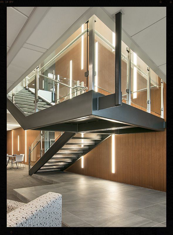 Own most recent project. Check it out! www.krauseinterio... #stairs #architecture #design #interiors #lighting