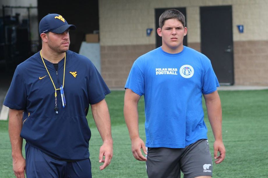 West Virginia Football Recruiting 3 Star In State Target Commits To The Mountaineers Football Recruiting Football And Basketball West Virginia