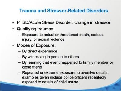 acute stress disorder | abnormal psychology | pinterest | stress