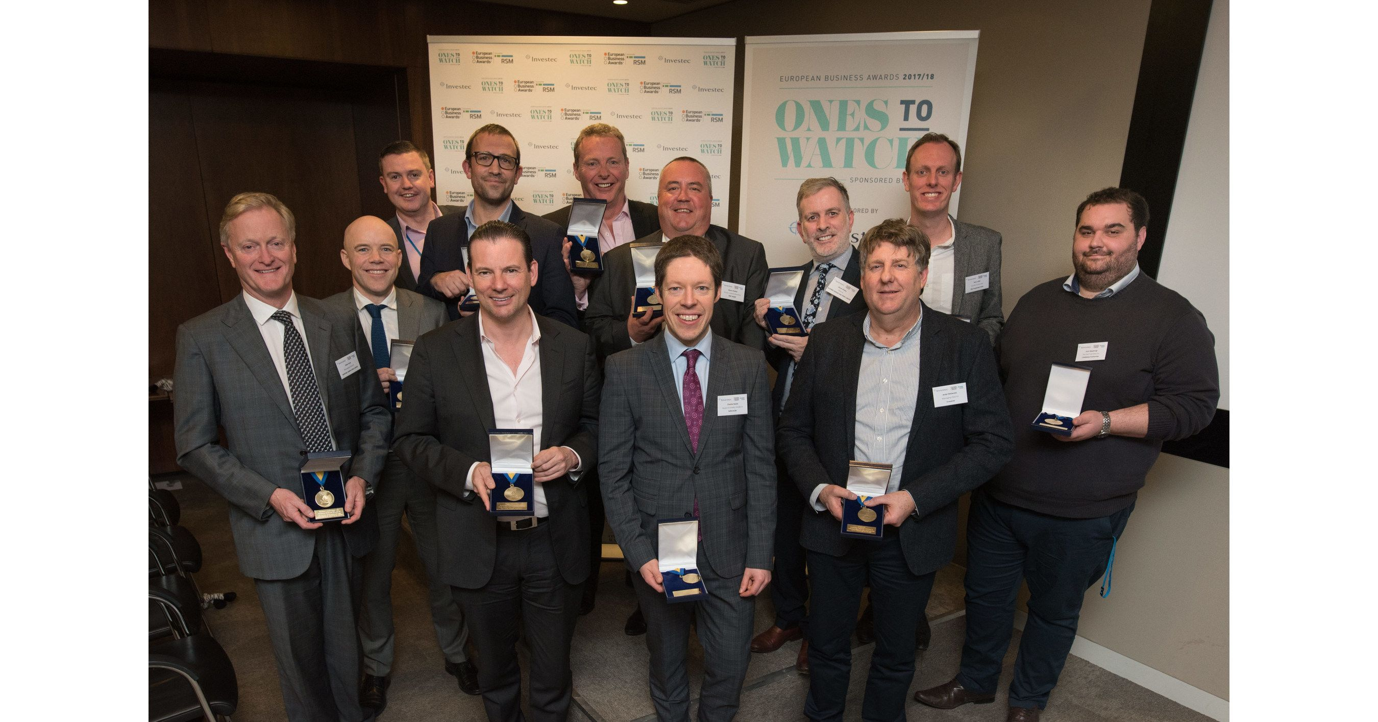 National Winners' From the United Kingdom Named at Exclusive Event