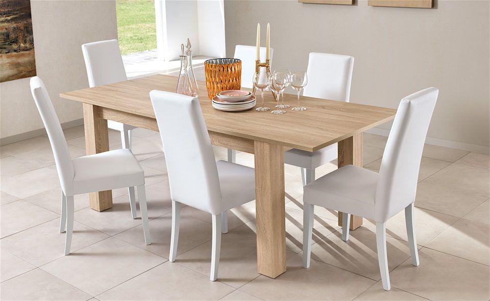 Il Tavolo Rettangolare Life Sonoma E Cosi Bello Che Vorresti Averlo In Soggiorno O Nel Tuo Ufficio Tavolo E Sedie Tavoli Tavolo