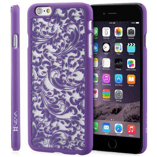 Amazon Com Iphone 6 Plus Case Vena Tact Ultra Slim Fit Hard