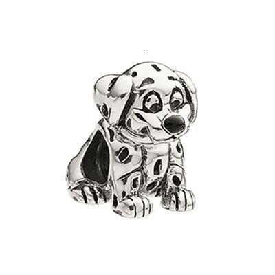 118256685 PANDORA Disney Lucky The Dalmatian Bead Charm - SALE | pandora ...