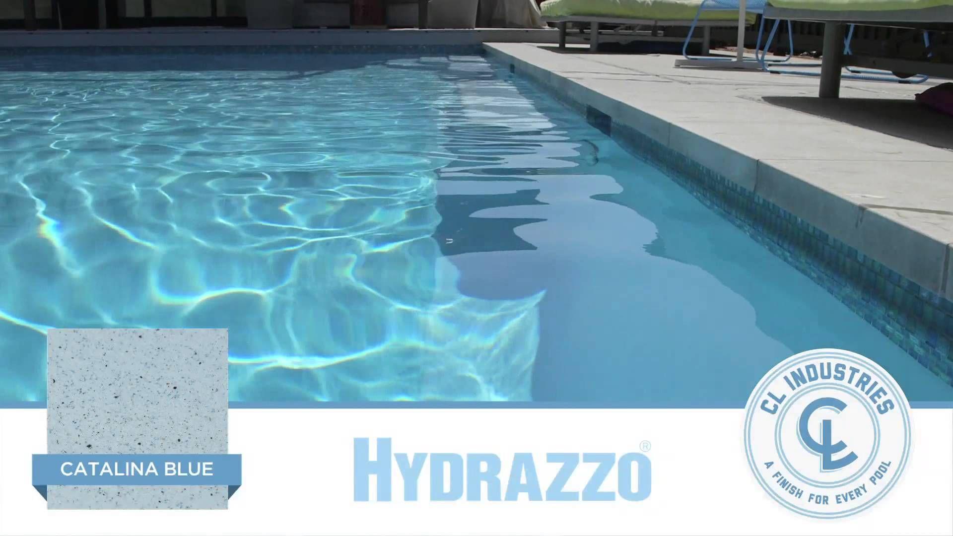 Hydrazzo Catalina Blue Water Color Inspiration