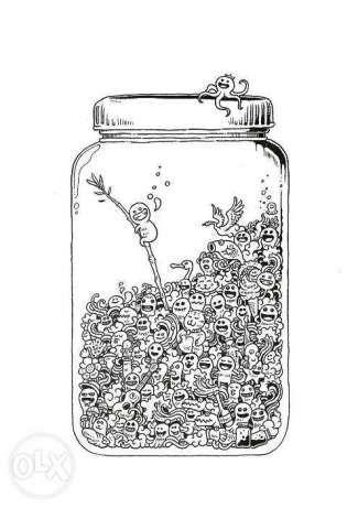 Kerby Rosanes Doodle Invasion