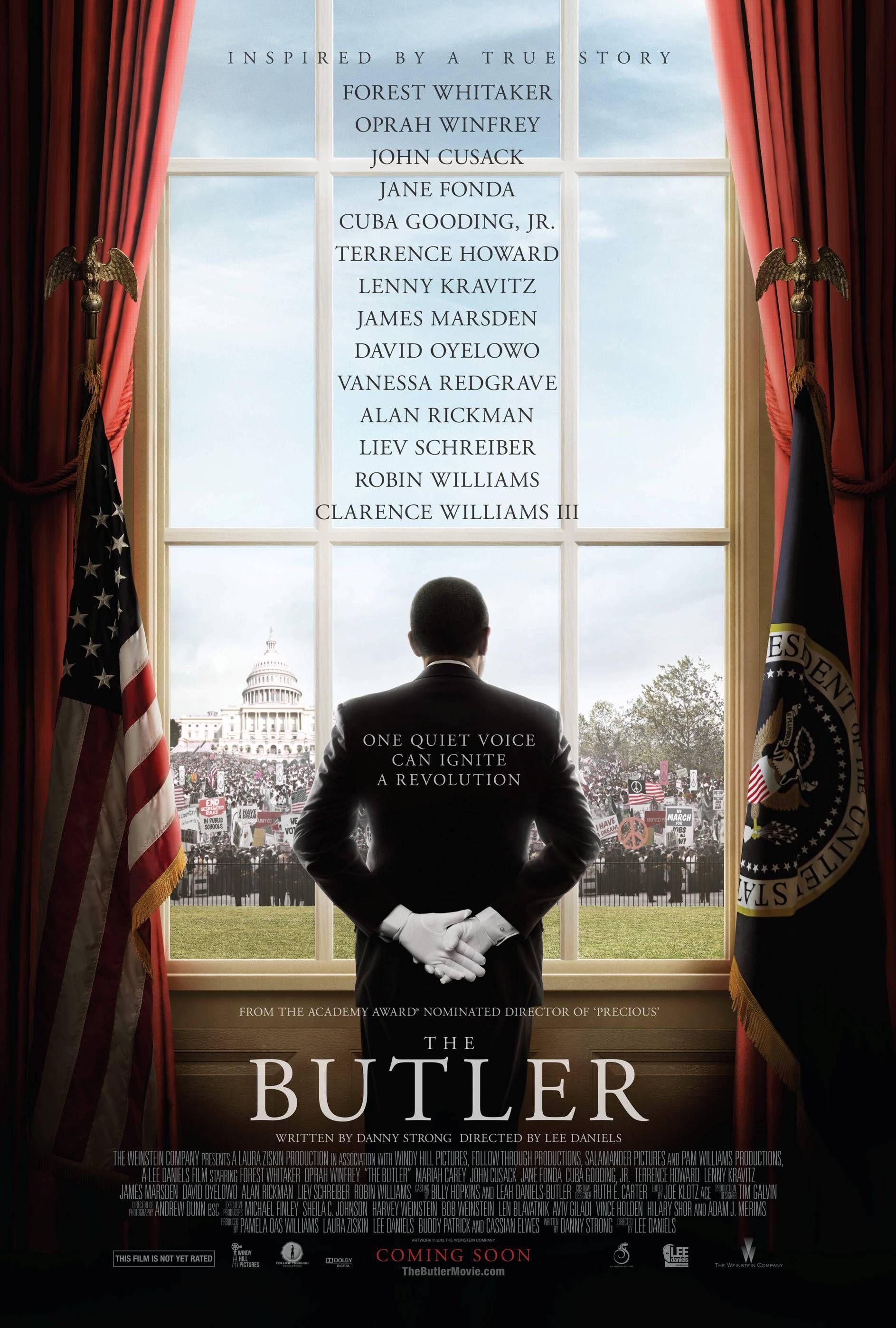 The Butler 2013 Filmes O Mordomo Filmes Lindos