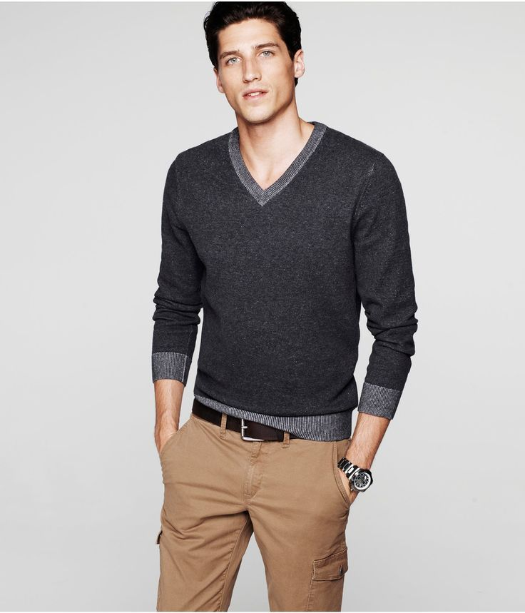 Men Sweater Styles And Tips - FASHI0NSFASHI0NS | Fallot ...