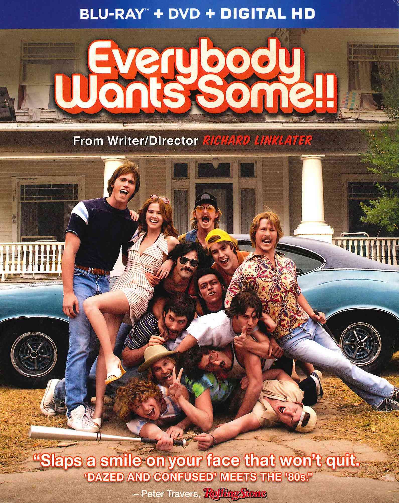 Everybody Wants Some Online