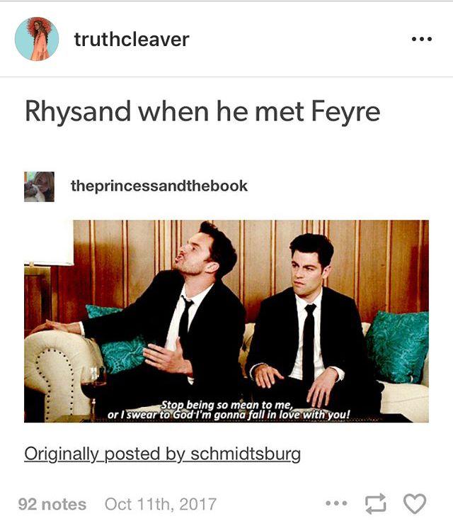 #feyreandrhysand