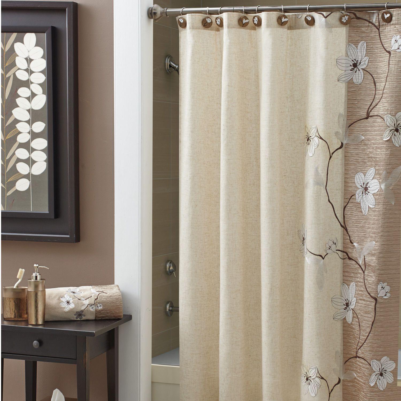 Croscill Magnolia Shower Curtain | Bathroom ideas | Pinterest | Bath ...
