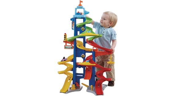 Fisher Price Little People Skyway Bane Id 900617 Vid 118351 Leker Fra Toys R Us Fisher Price Leker Toys R Us