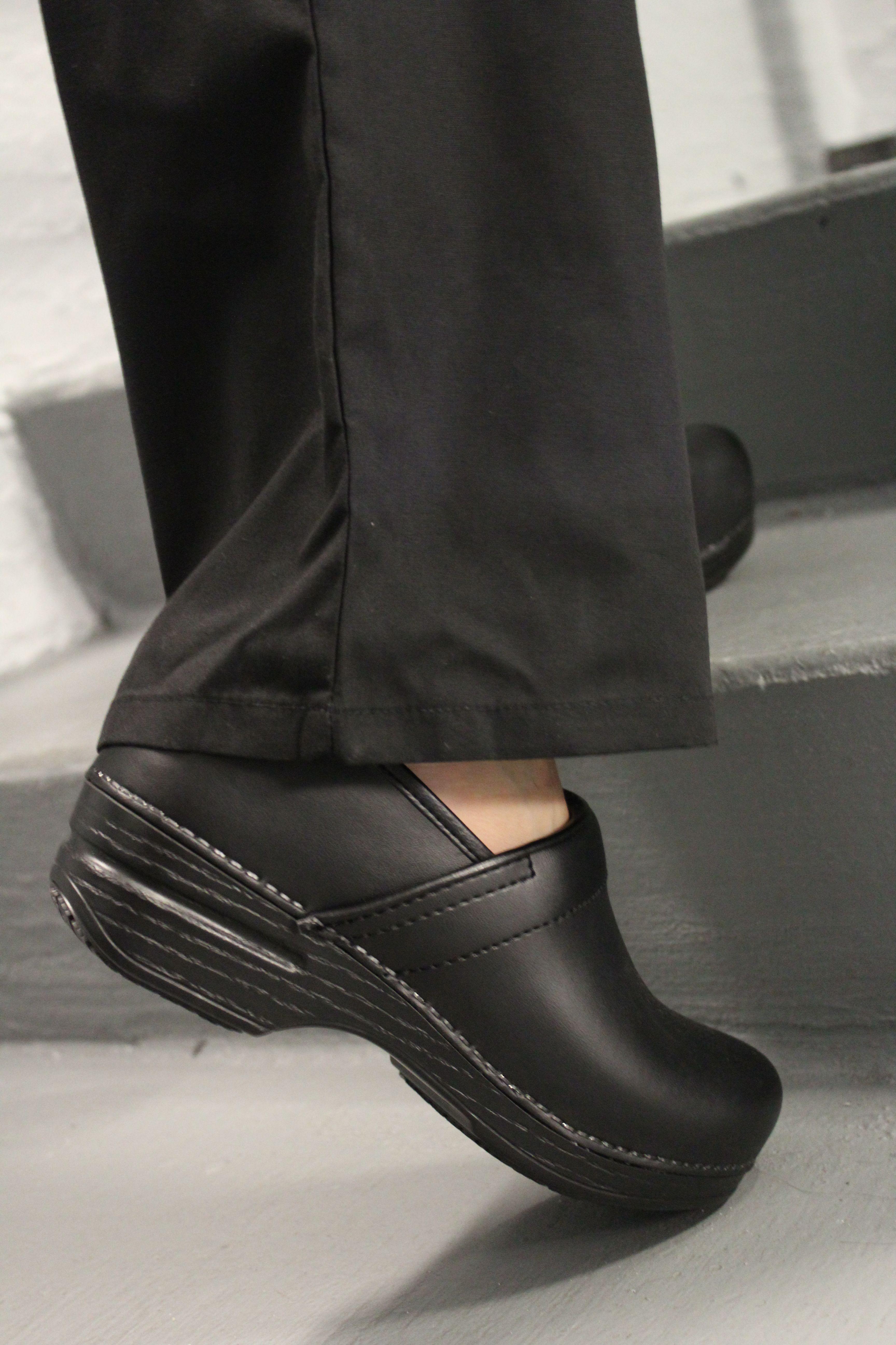 Exclusive shoes, Dansko, Leather clogs