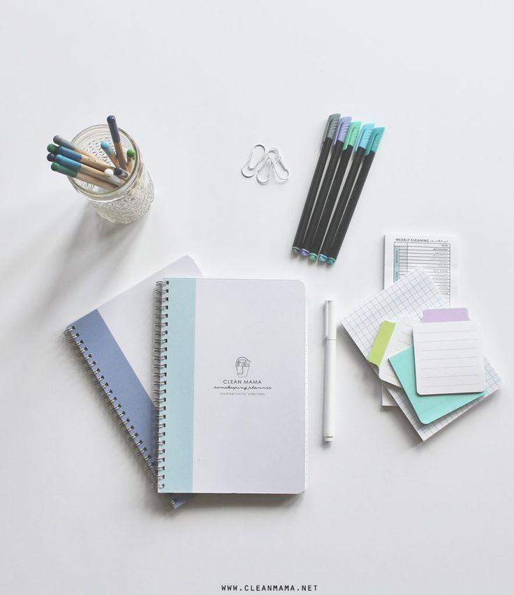 How To Use A Homekeeping Planner To Keep Track Of Home