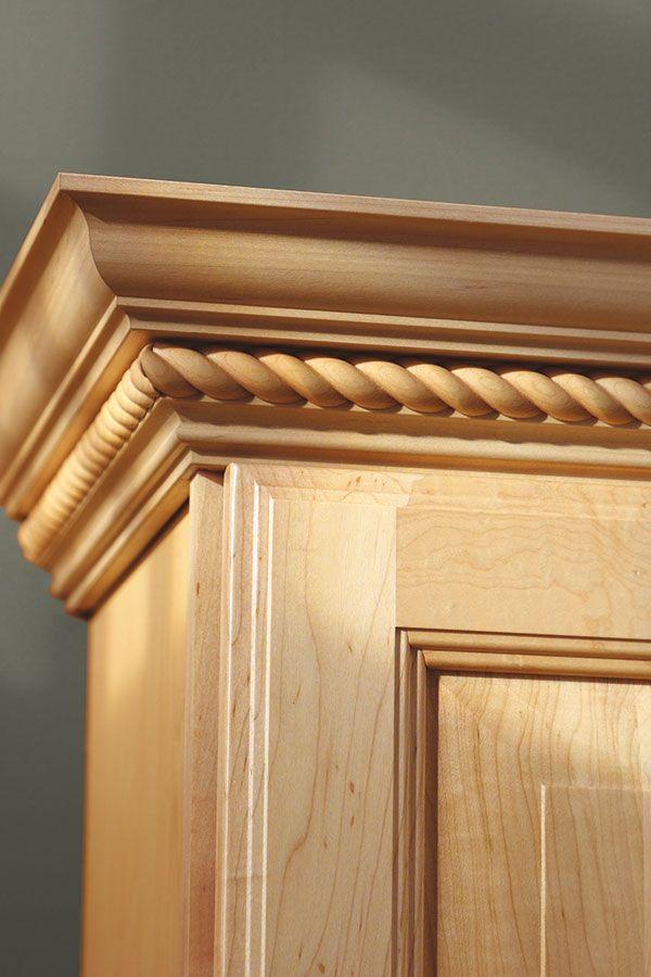 Americana Crown Moulding Aristokraft Cabinetry Crown Molding Front Door Design Wood Door Design Wood
