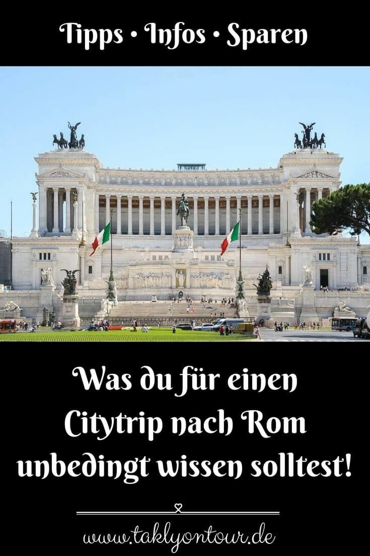 Photo of Rom Sehenswürdigkeiten & Tipps für deine Reise