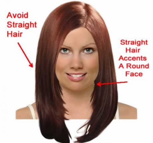 Best Hairstyle For Long Face Girl : Hairstyles for round faces yahoo search results hair