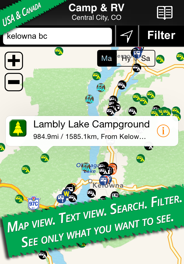App For Rvers Dumping Stations Free Camp Sites Etc Allstays Camp And Rv Rv Parks Campgrounds App
