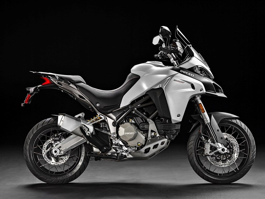 2016 ducati multistrada enduro and pikes peak http