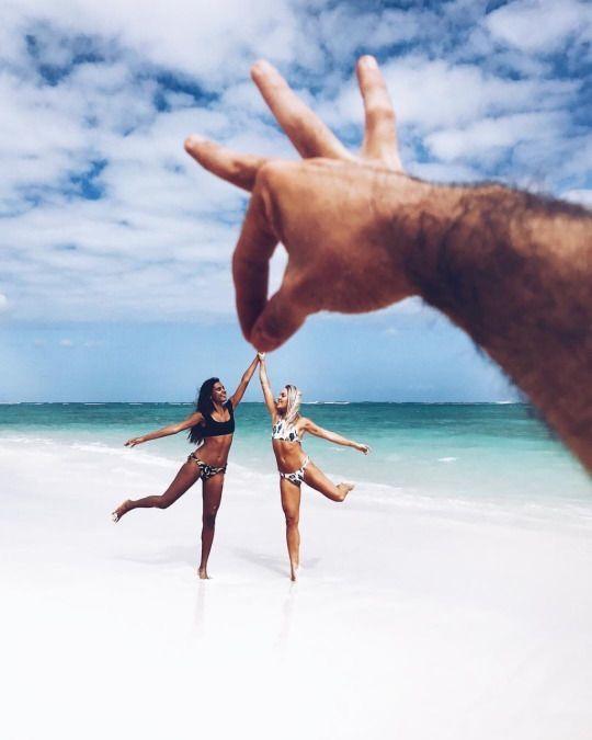Pinterest Amymckeown5 Best Friends Fotos Criativas Na Praia