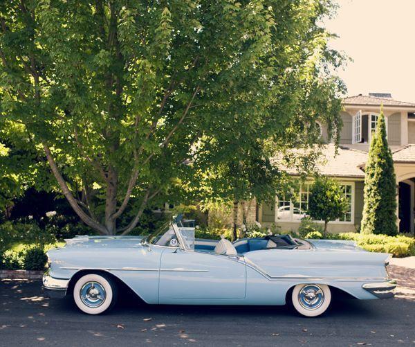 Retro 1950s-Inspired Wedding ⋆ Ruffled