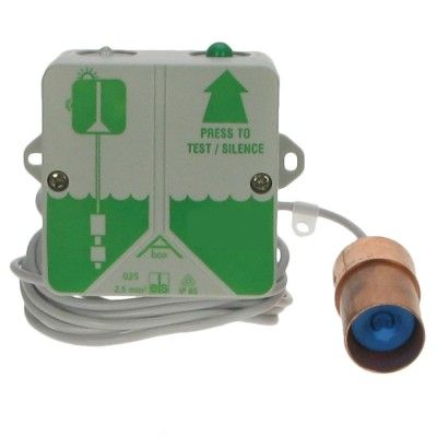We offer a range of alarms for plastic and steel tanks, suitable for oil, diesel and bio-diesel, containing a built in flashing light when liquid level is low.