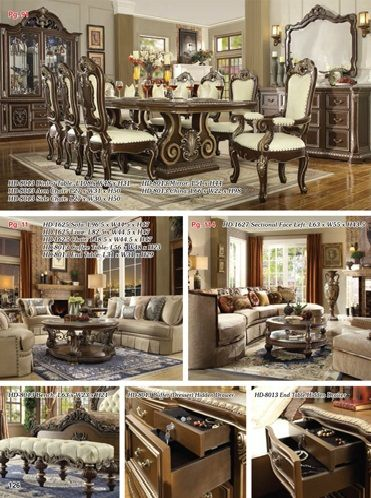 Sales of Living Room, Dining Room, Bedroom and Youth ...