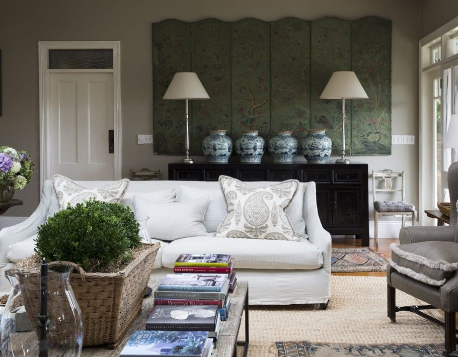 Interior designer marco meneguzzi 39 s beautiful country for Interior design ideas living room australia