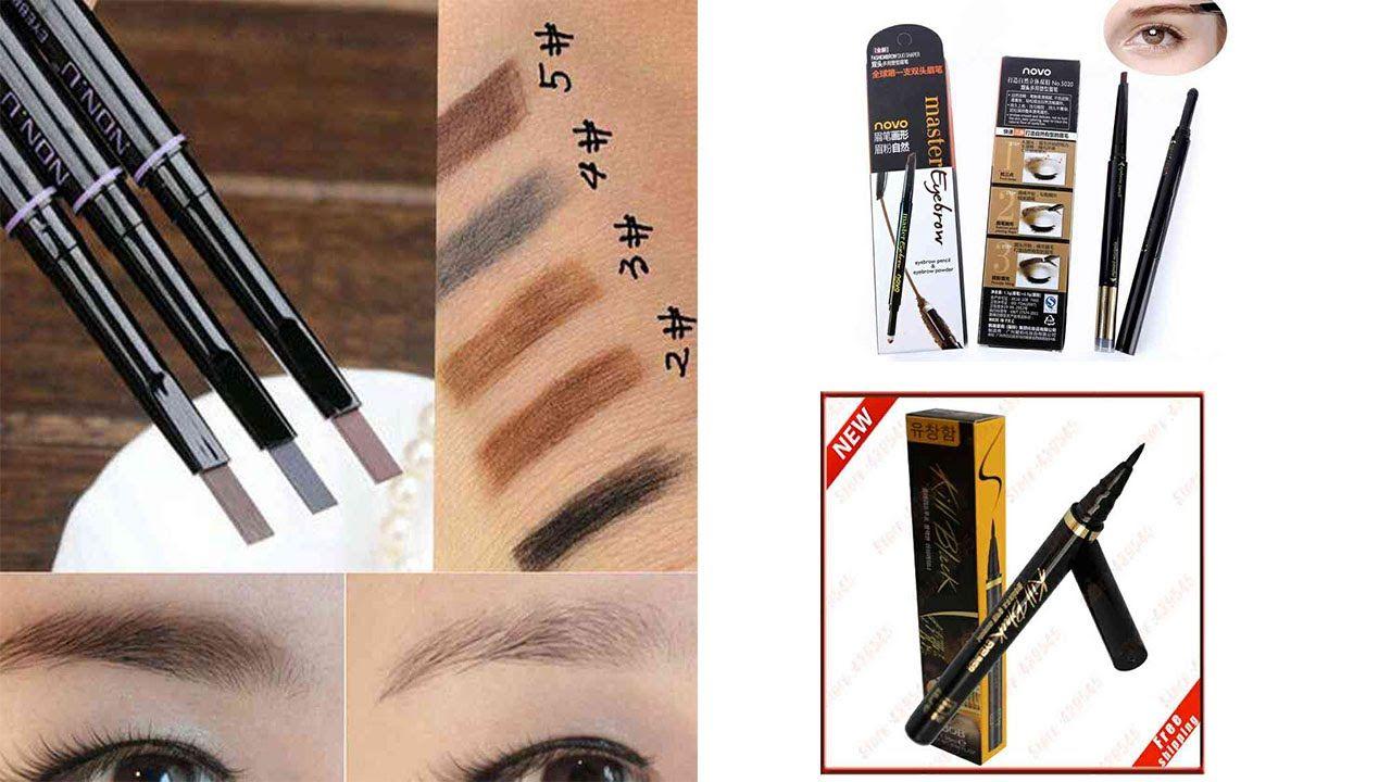 Top 5 Best Eyebrow Pencil Reviews 2016 Waterproof Eyebrow Pencils